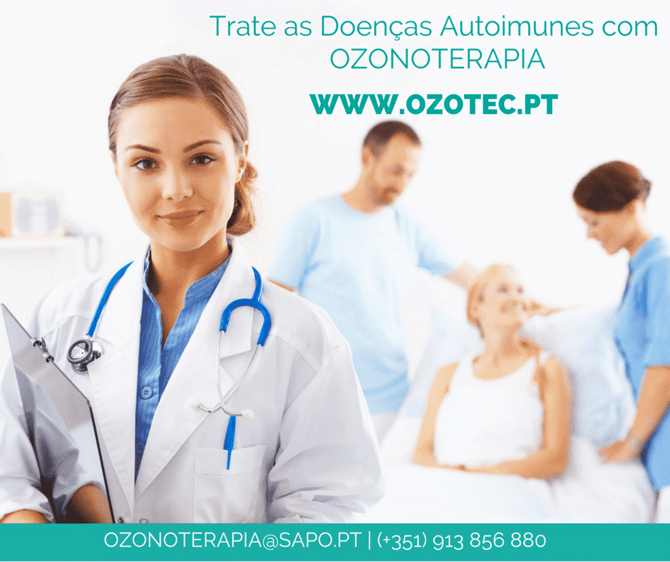 Trate as Doenças Autoimunes com Ozonoterapia